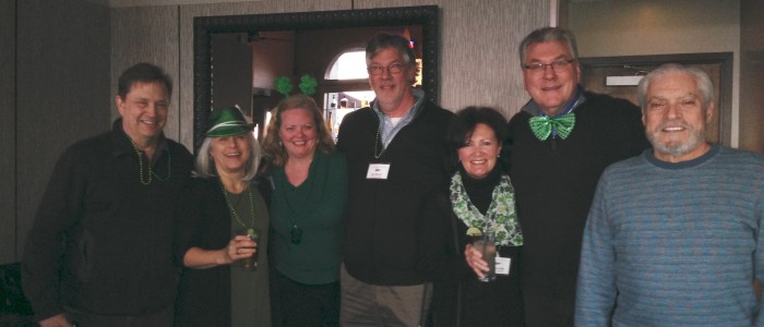 MAYC St. Patrick's Day Party 2018