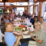 MAYC Happy Hour at Riverside Marina Aug. 2018