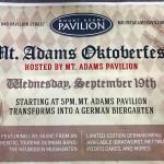 Mt. Adams Oktoberfest
